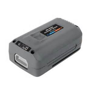 Snow Joe 40 Volt Lithium Battery