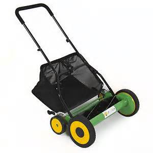 Best Choice Push Reel Lawn Mower With Catcher