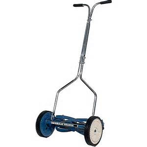 Great States Push Reel Lawn Mower