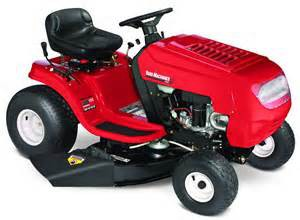 MTD 38-Inch Riding Lawn Mower