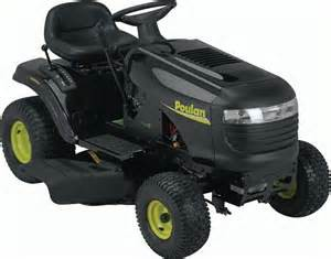 Poulan Pro 42-Inch Riding Mower