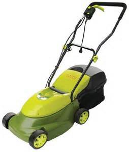 Sun Joe Electric Lawn Mower