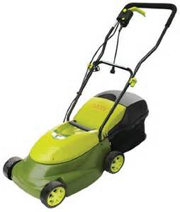 Sun Joe Corded Electric Lawn Mower
