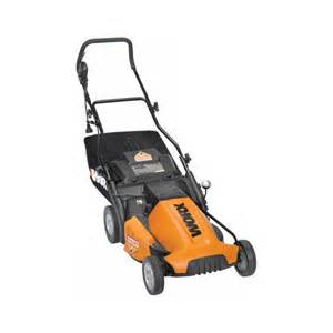 WORX Corded Electric Lawn Mower