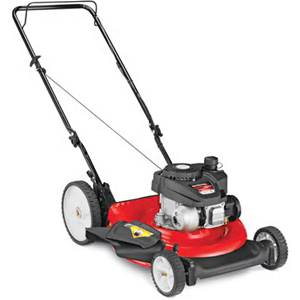 Yard Machines Gas Powered Push Lawn Mower