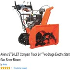 Ariens ST24LET 920022 2-Stage