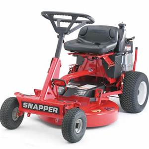 Snapper SER Riding Lawn Mower