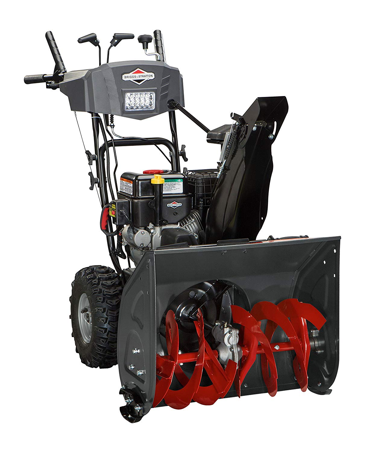 Briggs and Stratton 1696614 208cc Dual-Stage Snow Thrower