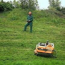 How To Mow With A Robotic Mower