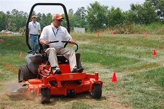 How To Mow With A Zero Turn Mower