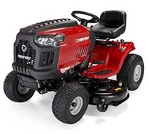 Troy-Bilt 540cc 46-Inch Riding Lawn Tractor